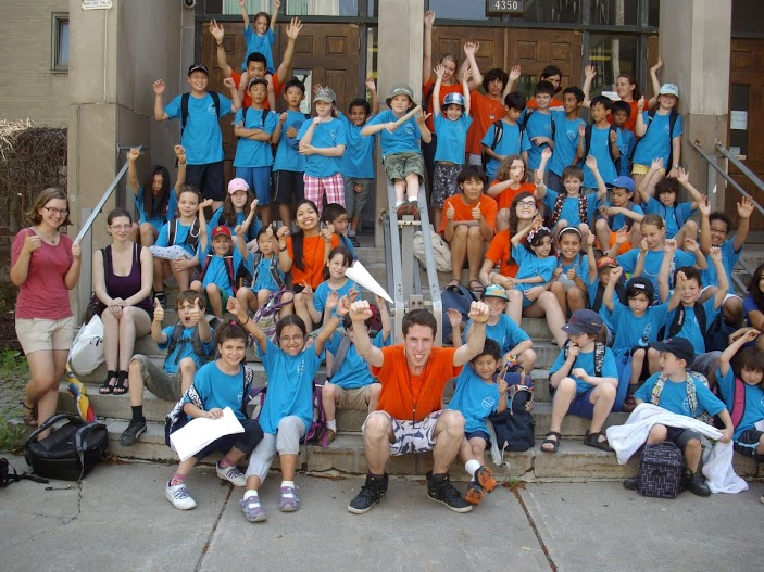 Westmount Science Camp
